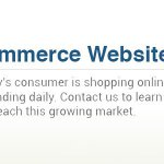 eCommerce websites giving your business the internet exposure it needs
